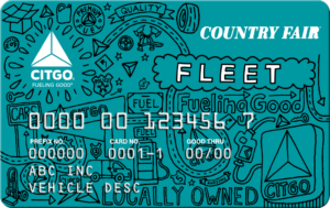 Fleet Card by Country Fair
