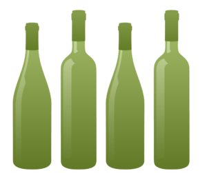 four ml bottles