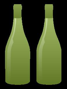 Two 1.5 liter bottles