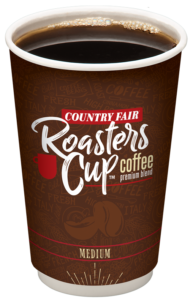 Roasters Coffee Cup by Country Fair