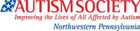 Autism Society of Northwestern Pennsylvania Logo