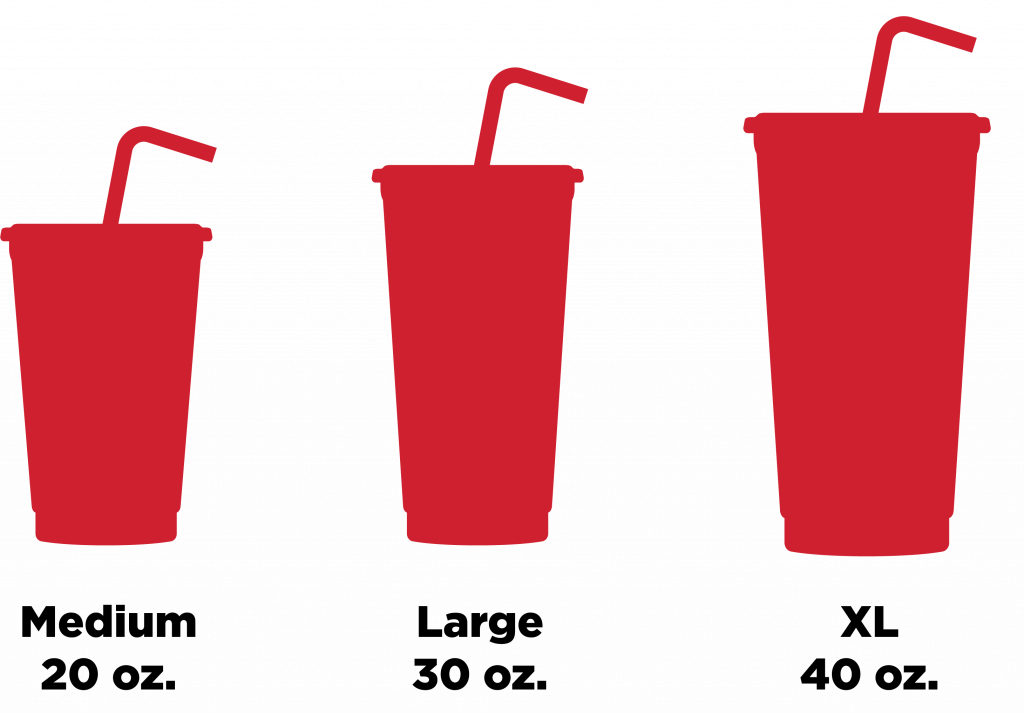 Fountain Drink Cups
