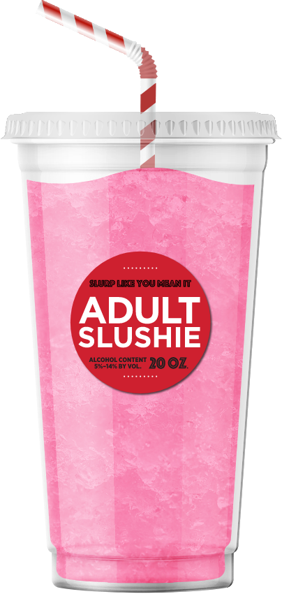 http://Pink%20Adult%20Slushie%2020%20oz.%20Cup%20by%20Country%20Fair